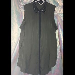 🛑sold on eBay Rock and republic blouse women
